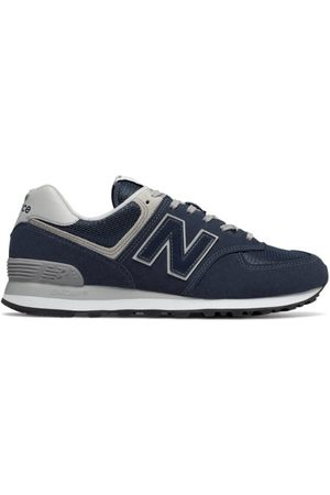 New Balance Men's 574 Core - Navy (ML574EGN)