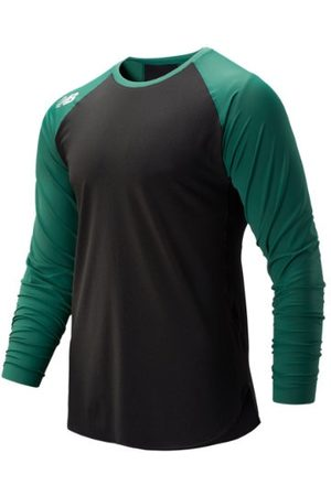 New Balance Men's 4040 Select Top - Green/Grey (MT93709TDG)