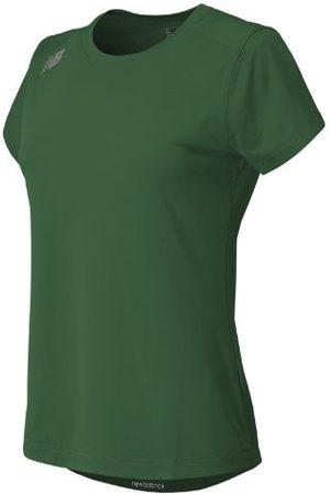 New Balance Women's NB Short Sleeve Tech Tee - Green (TMWT500TDG)