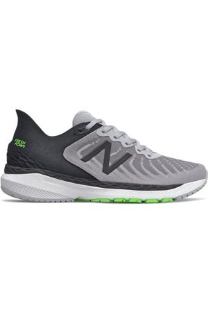 New Balance Men's Fresh Foam 860v11 - Grey/Black (M860A11)