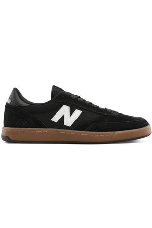 New Balance Men's Numeric 440 - Black/Grey (NM440GYG)