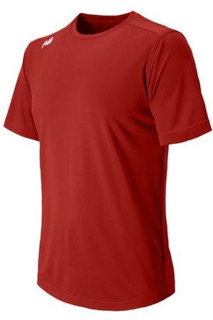 New Balance Men's Short Sleeve Tech Tee - Red (TMMT500SDR)