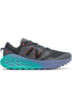 New Balance Women's Fresh Foam More Trail v1 - Grey/Blue (WTMORGG)