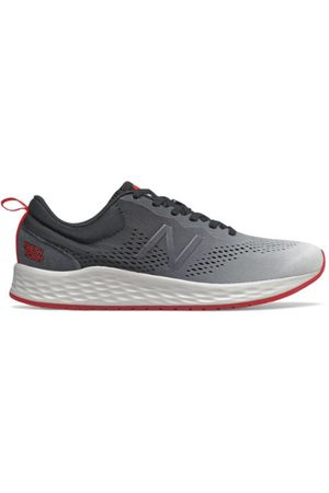 New Balance Men's Fresh Foam Arishi v3 - White/Black (MARISTA3)