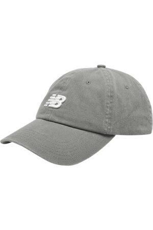 New Balance Unisex Classic NB Curved Brim Hat - Grey (LAH91014SEL)
