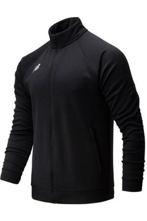 New Balance Men's Knit Training Jacket - Black (TMMJ720TBK)