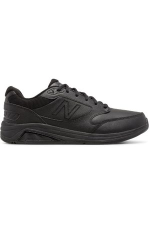 New Balance Men's Leather 928v3 - Black (MW928BK3)