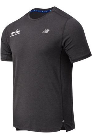 New Balance Men Sports Shorts - Men's RFL Impact Run Short Sleeve