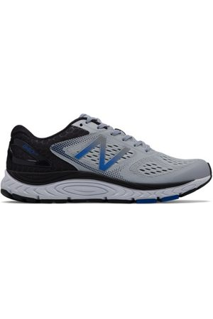 New Balance Men's 840v4 - Grey/Blue (M840GB4)