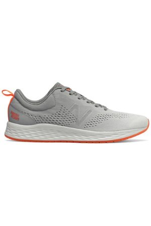 New Balance Men's Fresh Foam Arishi v3 - White/Grey (MARISTC3)