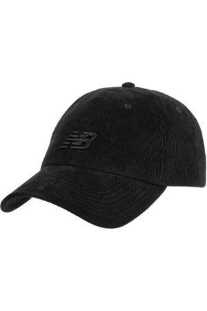 New Balance Unisex NB Seasonal Corduroy Hat - Black (LAH03017BK)