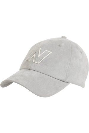 New Balance Unisex Block N Hat - Grey (LAH03001LAN)