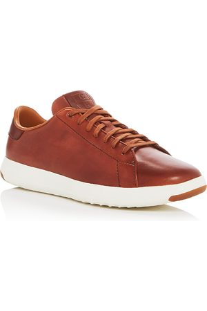 Cole Haan Men Sneakers - Men's GrandPro Leather Lace Up Sneakers