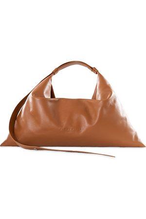 SIMON MILLER Women Purses - Large Puffin Leather Shoulder Bag