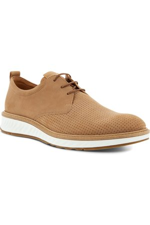 Ecco Men's St.1 Hybrid Perforated Plain Toe Derby