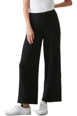 MICHAEL STARS Women's Zane Colorblock Wide Leg Pant
