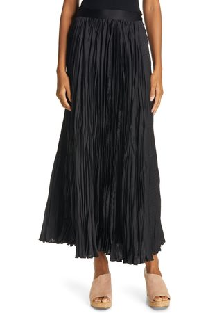 RACHEL COMEY Women's Oates Pleated Maxi Skirt