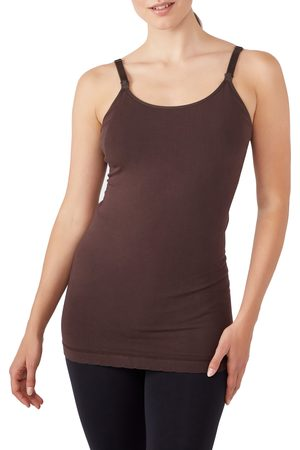 Modern Eternity Women's Seamless Maternity/nursing Yoga Tank