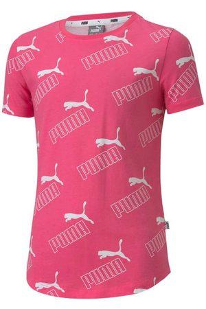 PUMA Girls T-shirts - Amplified Aop