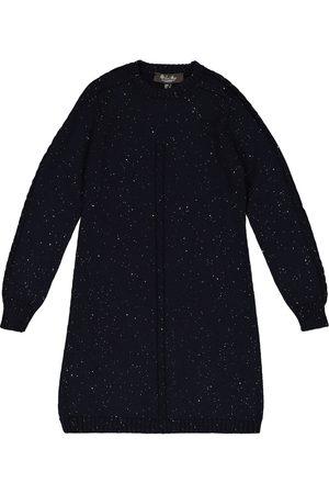 Loro Piana Hayden cashmere and silk sweater dress