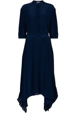 Stella McCartney Ophelia silk midi dress
