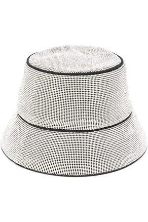 Kara Women Hats - Embroidered bucket hat