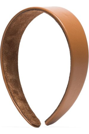 Jennifer Behr Cruz leather headband