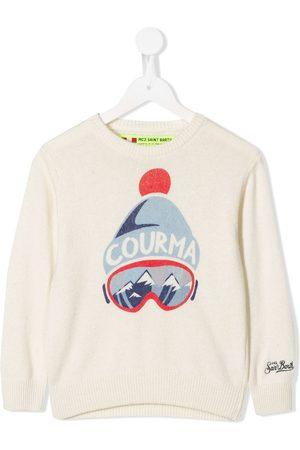 MC2 Saint Barth Kids Graphic print jumper