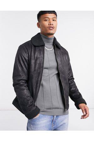 Jack & Jones Originals aviator jacket in