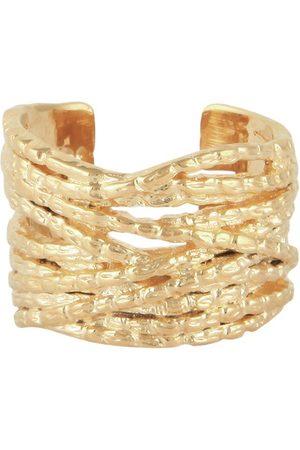 Gas Bijoux Liane cuff ring