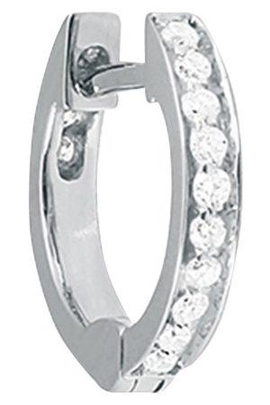 Vanrycke Women Hoop - Officiel single hoop with diamonds