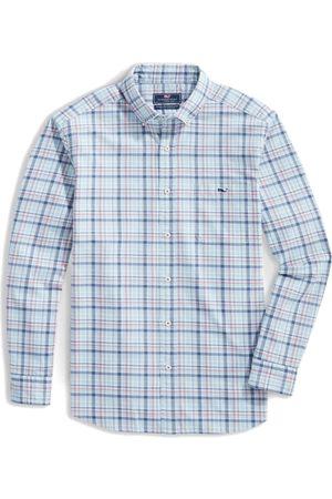 Vineyard Vines Men Shirts - Men's Tucker Tidal Classic Fit Plaid Button-Down Shirt