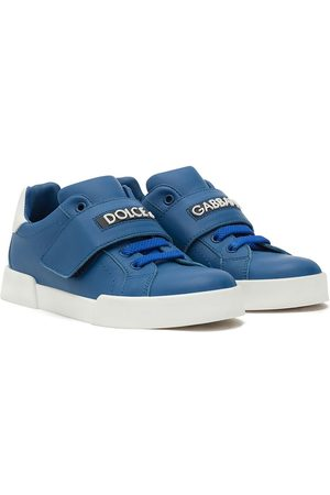 Dolce & Gabbana Logo touch-strap sneakers