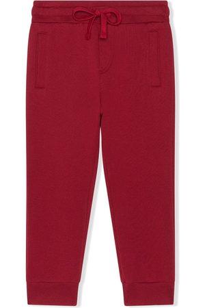 Dolce & Gabbana Cotton track pants