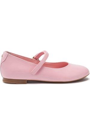 Dolce & Gabbana Girls Ballerinas - Mary Jane ballerina shoes