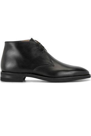 Bally Skiligny leather desert boots