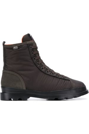 Camper Brutus lace-up boots - Grey