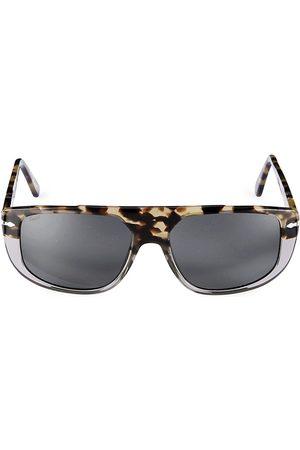 Persol Men's 40MM Flat-Top Sunglasses