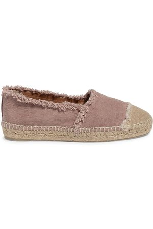 Castaner Women's Kampala Canvas Espadrilles - Dusty - Size 6