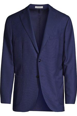 Boglioli Men's Hopsack Wool Sportcoat - - Size 60 (50)