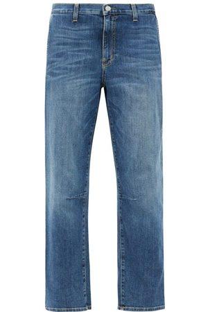 Nili Lotan Women Wide Leg - Carpenter Wide-leg Jeans - Womens - Denim
