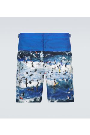 Orlebar Brown Bulldog Pelle Cass swim shorts