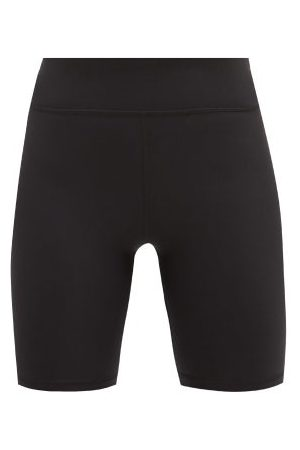 The Upside High-rise Stretch-jersey Cycling Shorts - Womens