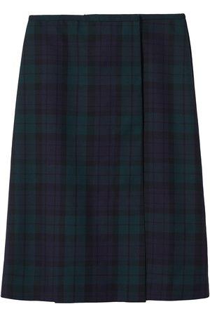 Marc Jacobs Women Midi Skirts - Check midi skirt