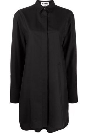 Jil Sander Oversize silk shirt