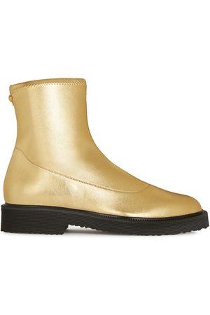 Giuseppe Zanotti Metallic ankle boots