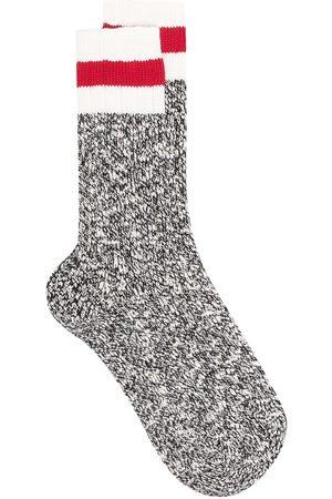 Dsquared2 Men Socks - Stripe detail knitted socks