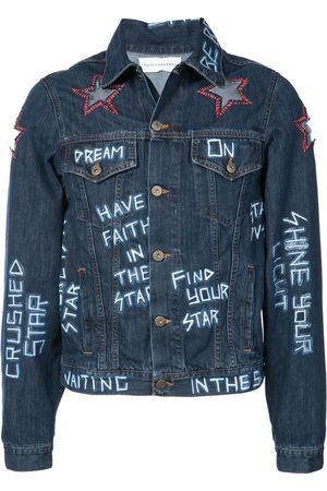 FAITH CONNEXION Star patch jacket