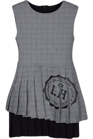 Lapin House Pleated layered dress