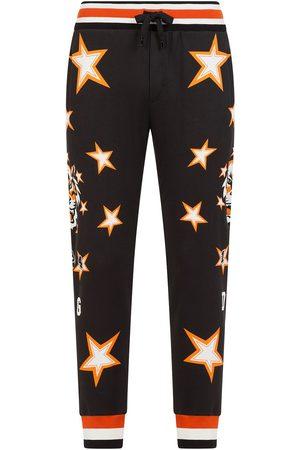 Dolce & Gabbana Star-print track pants